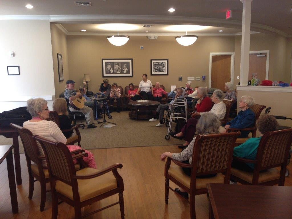 U.S. Memory Care Colleyville at Colleyville, TX