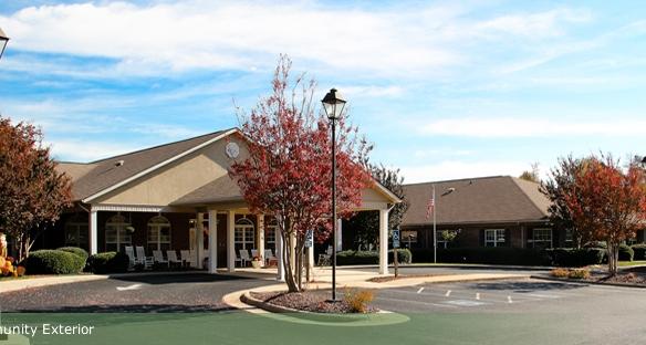 Brookdale Burlington at Burlington, NC