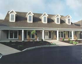 The Lindley Inn Assisted Living Community at The Plains, OH