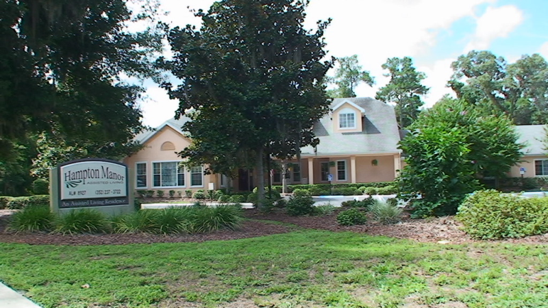 Hampton Manor at 24th Road at Ocala, FL