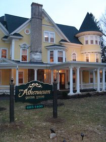 The Athenaeum of Skaneateles at Skaneateles, NY