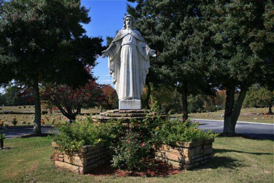 Sherwood Memorial Park and Mausoleum at Jonesboro, GA