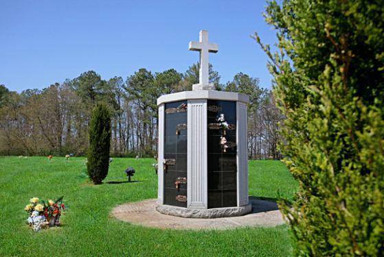 Georgia Memorial Park Funeral Home and Cemetery Winkenhofer Chapel at Marietta, GA