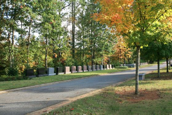 Green Lawn Cemetery & Mausoleum at Roswell, GA