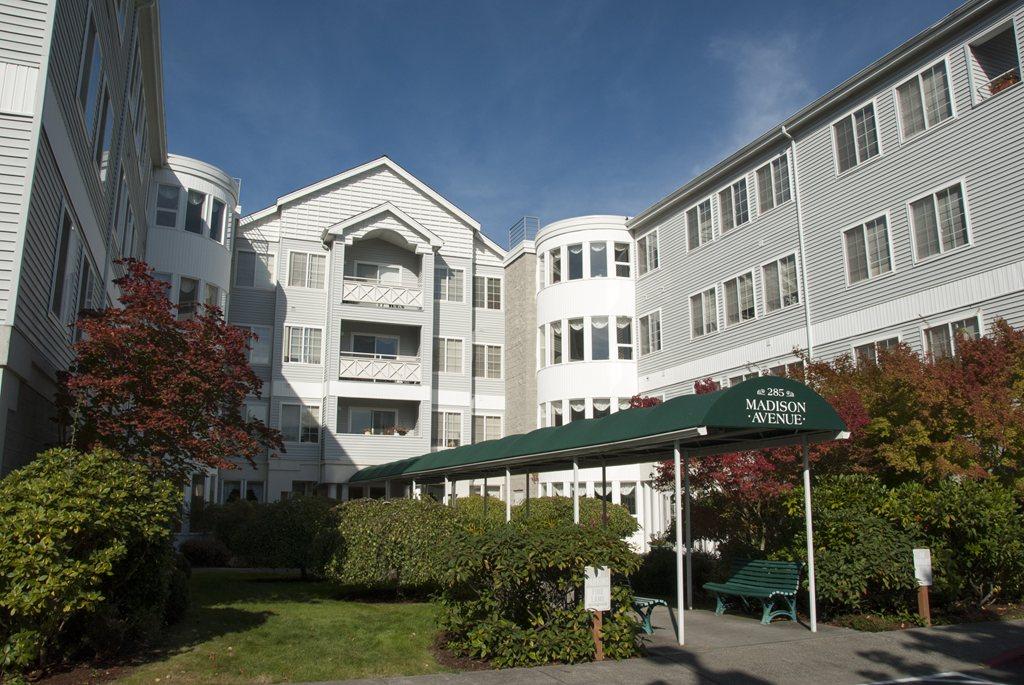 The Madison Avenue House at Bainbridge Island, WA