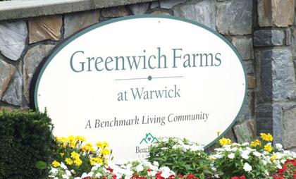 Greenwich Farms at Warwick at Warwick, RI