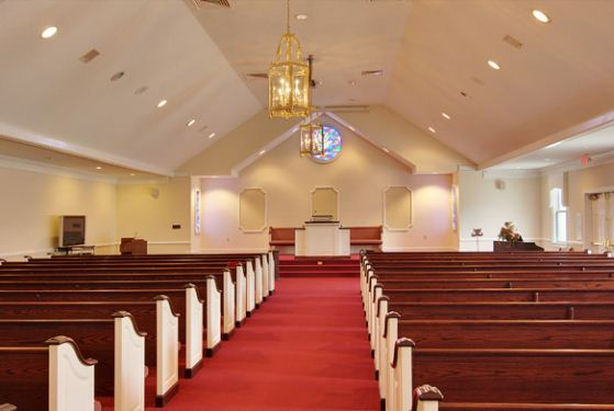 Caughman-Harman Funeral Home - Lexington Chapel Lexington, SC ...