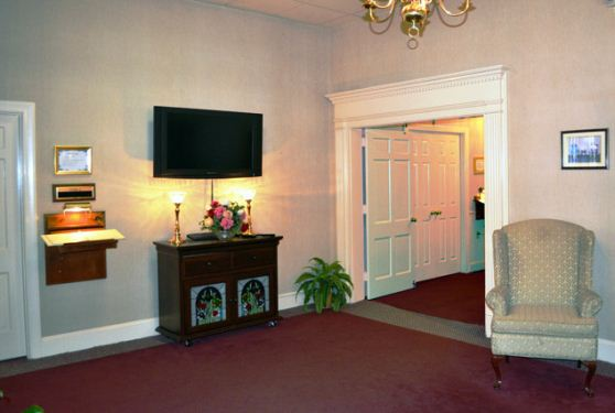 Cotten Funeral Home at New Bern, NC