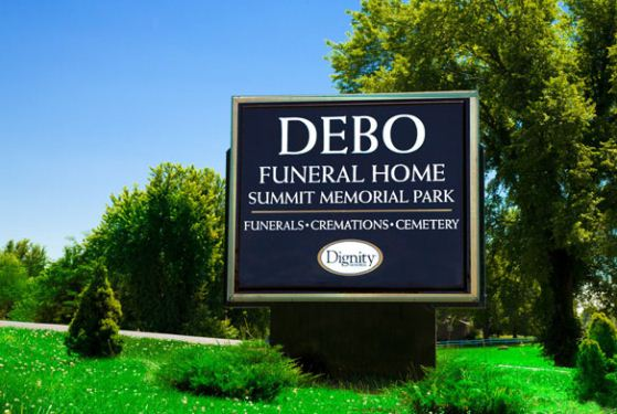 Debo Funeral Home at Holts Summit, MO
