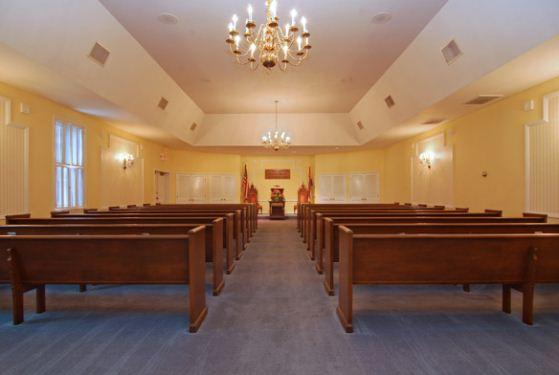 Gerber Chapel at Webster Groves, MO
