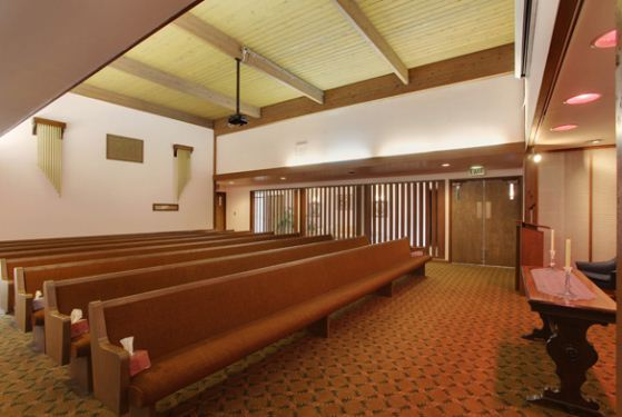 Harper Ridgeview Funeral Chapel at Port Angeles, WA