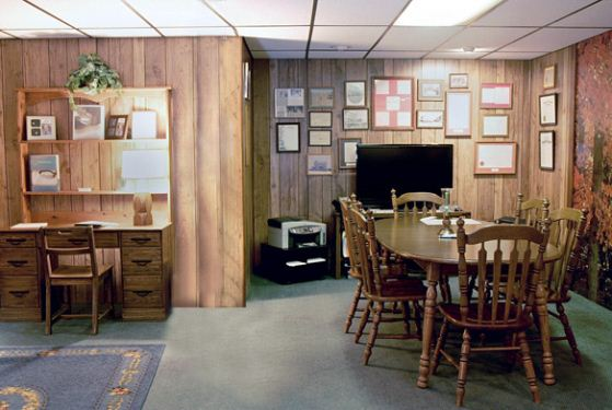 Hildebrand-Russ Funeral Home at Rhinelander, WI