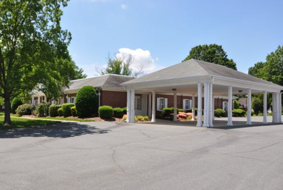 Linn-Honeycutt Funeral Home at Landis, NC