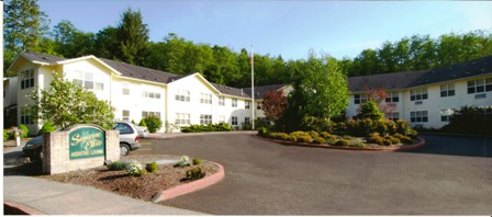 Suzanne Elise Assisted Living Facility at Seaside, OR