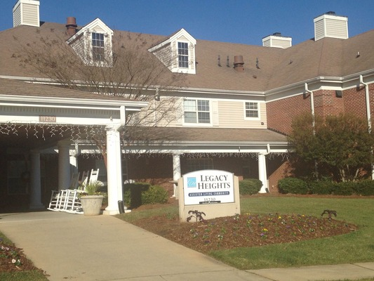Legacy Heights Senior Living Community at Charlotte, NC