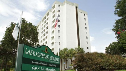 Lake Howard Heights at Winter Haven, FL