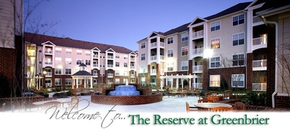 The Reserve at Greenbrier at Chesapeake, VA