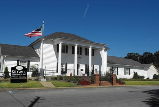 Kilgroe Funeral Home at Pell City, AL