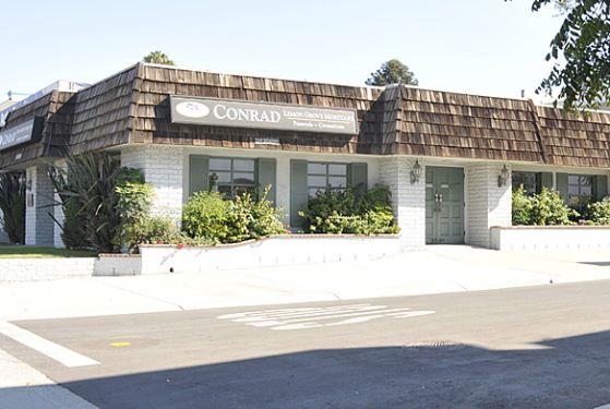 Conrad Lemon Grove Mortuary at Lemon Grove, CA