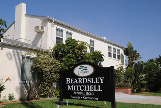 Beardsley-Mitchell Funeral Home at San Diego, CA