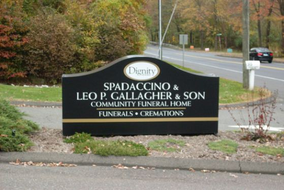 Spadaccino and Leo P. Gallagher & Son Community Funeral Home at Monroe, CT