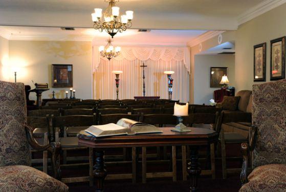 Kraeer-Becker Funeral Home and Cremation Center at Deerfield Beach, FL