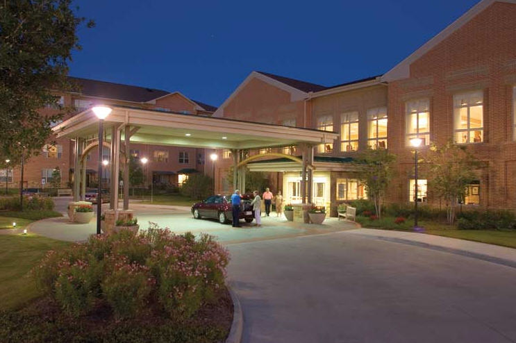 Eagle 39 s terrace houston tx memory care for The terraces senior living