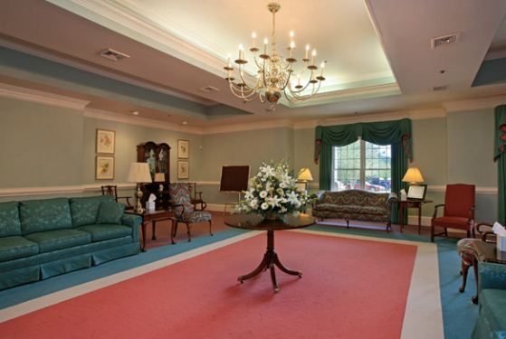 Carmichael - Hemperley Funeral Home and Crematory at Peachtree City, GA