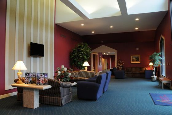 Owen Funeral Home at Cartersville, GA