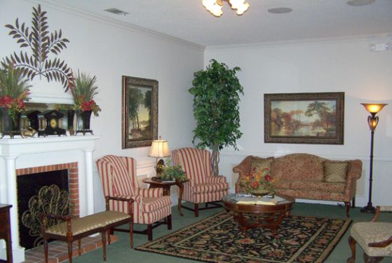 Hodges-Moore Funeral Home at Statesboro, GA