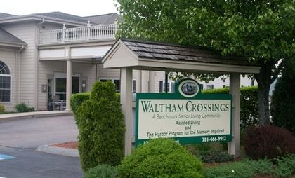 Benchmark Senior Living at Waltham Crossings at Waltham, MA