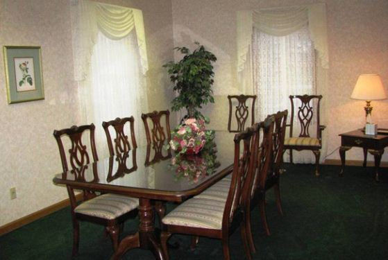 Gearhart Funeral Home at Coon Rapids, MN