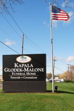 Kapala-Glodek-Malone Funeral Home at New Hope, MN