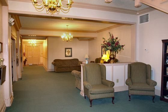 Browning Funeral Home at Pontotoc, MS