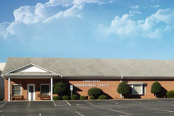 Carothers Funeral Home at Gastonia, NC
