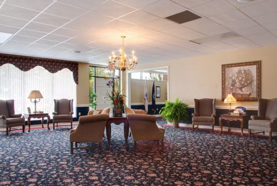 Hanes Lineberry Funeral Home at Greensboro, NC