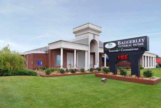 Baggerley Funeral Home at Edmond, OK