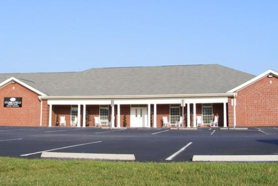 Stubblefield Funeral Home at Morristown, TN