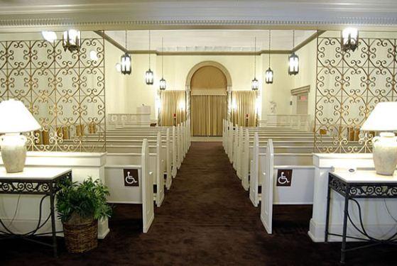 Funeraria Del Angel Harding-Orr & McDaniel at El Paso, TX