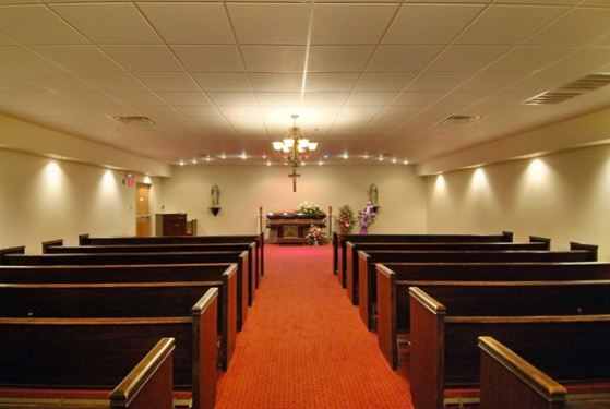 Funeraria Del Angel Trevino Funeral Home at San Antonio, TX