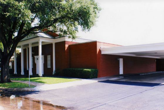 Johnson's Funeral Home at San Angelo, TX