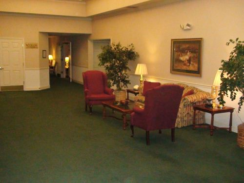 Powers Funeral Home at Puyallup, WA