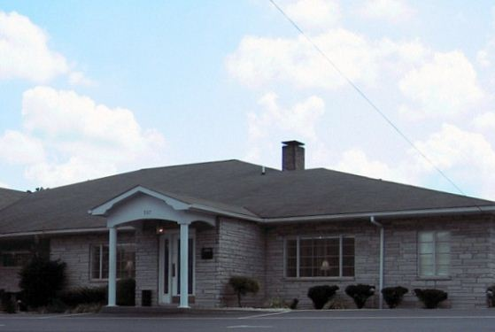 Coffey Funeral Home at New Tazewell, TN