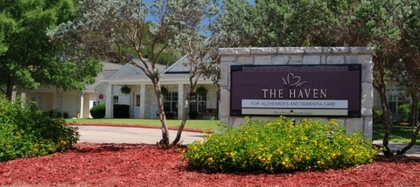 The Haven in the Texas Hill Country at Kerrville, TX