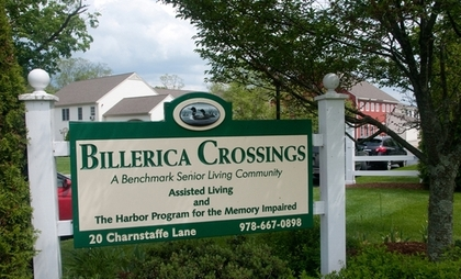 Benchmark Senior Living at Billerica Crossings at Billerica, MA