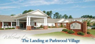 The Landing at Parkwood Village at Wilson, NC