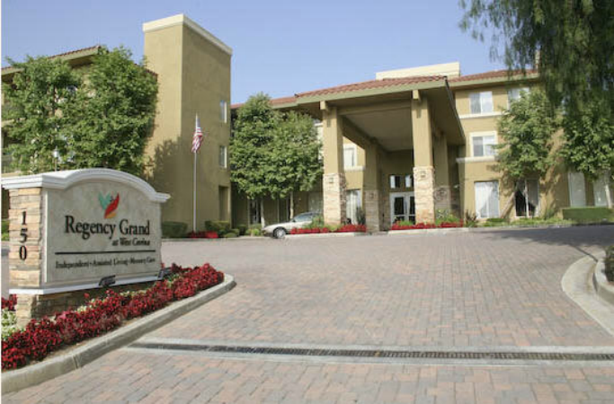 Regency Grand at West Covina at West Covina, CA