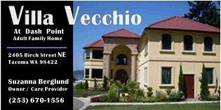 Villa Vecchio at Dash Point at Tacoma, WA