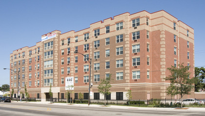 Senior Suites of Kelvyn Park at Chicago, IL
