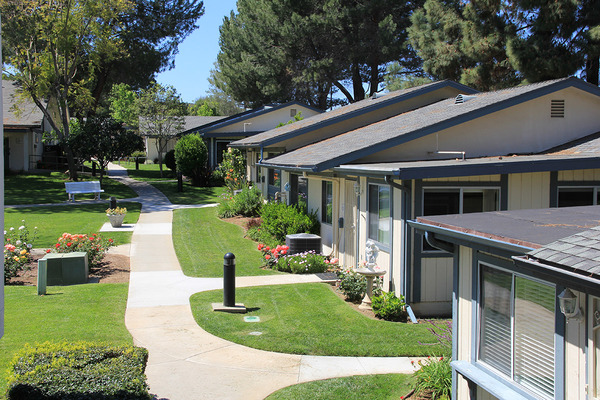 Redwood Terrace at Escondido, CA